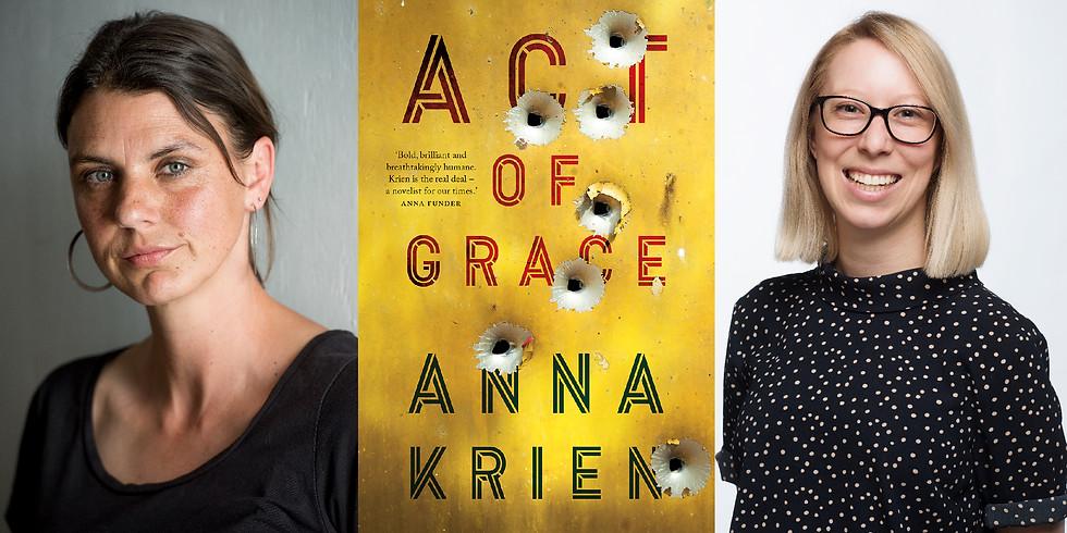 Anna Krien - Act of Grace