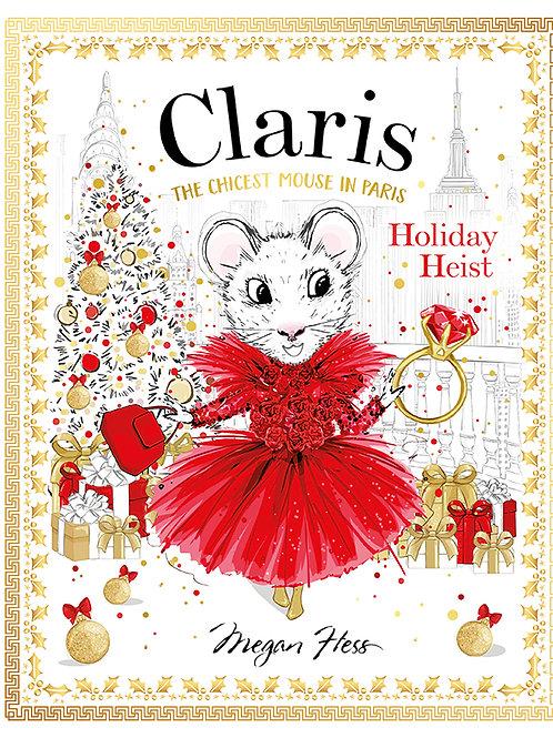 Claris: Holiday Heist by Megan Hess