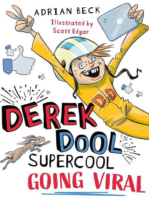 Derek Dool Supercool #2: Going Viral by Adrian Beck