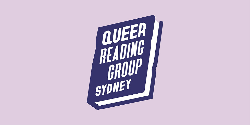 Queer Reading Group Sydney