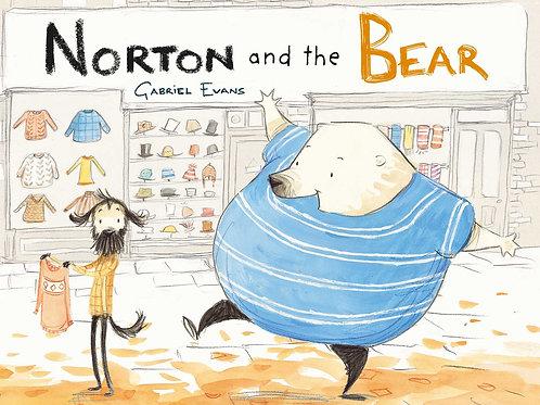 Norton and the Bear Gabriel Evans