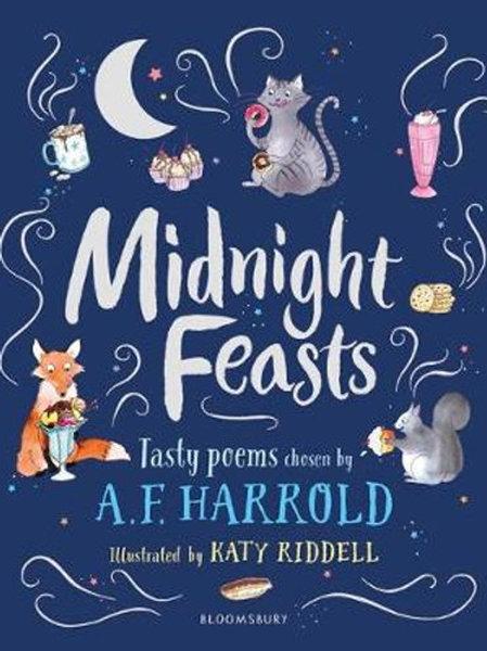 Midnight Feasts A.F. Harrold