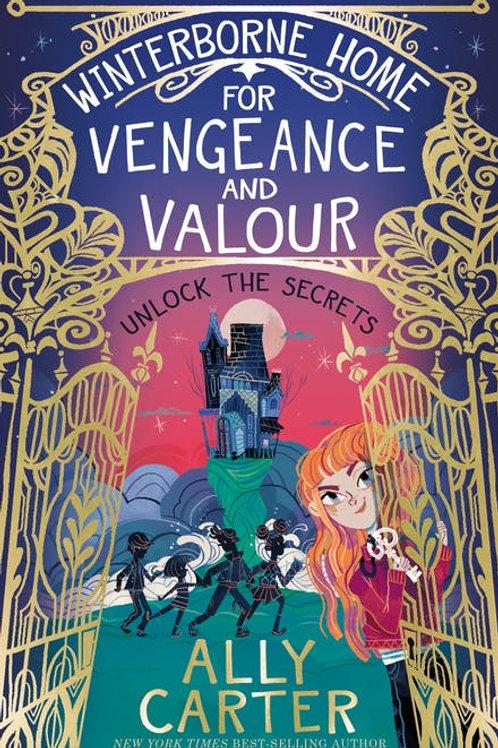 Winterborne Home for Vengeance and Valour #1: Unlock the Secrets