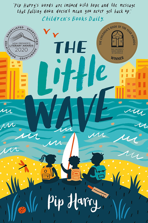 The Little Wave Pip Harry