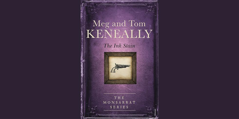 Meg & Tom Keneally (1)