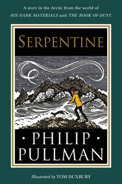 Serpentine by Philip Pullman