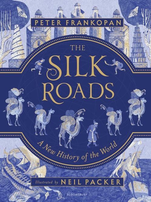 The Silk Roads by Neil Packer