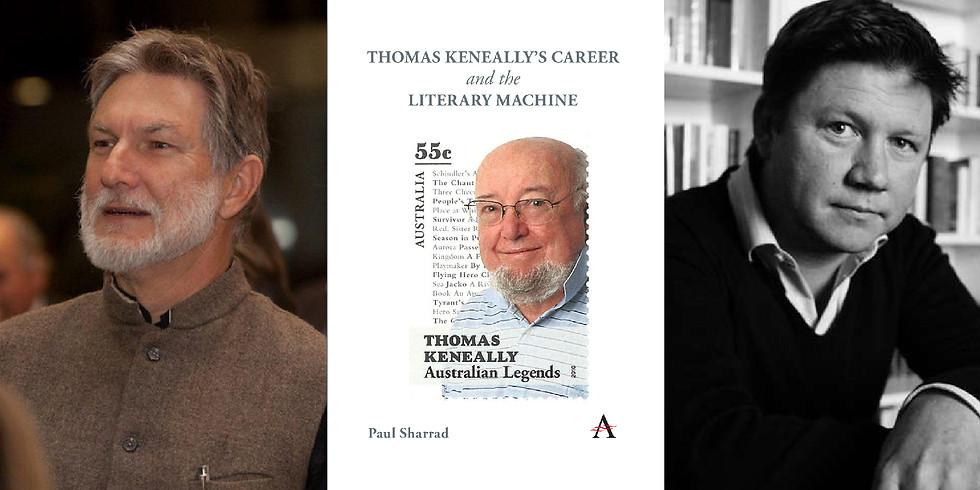 Paul Sharrad - Thomas Keneally's Career and the Literary Machine
