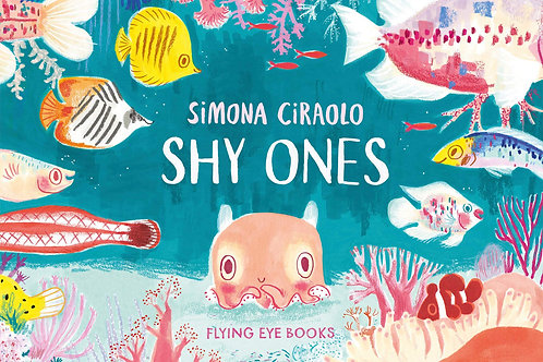 Shy Ones by Simona Ciraolo