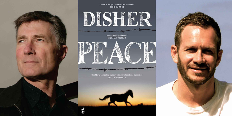 Garry Disher - Peace