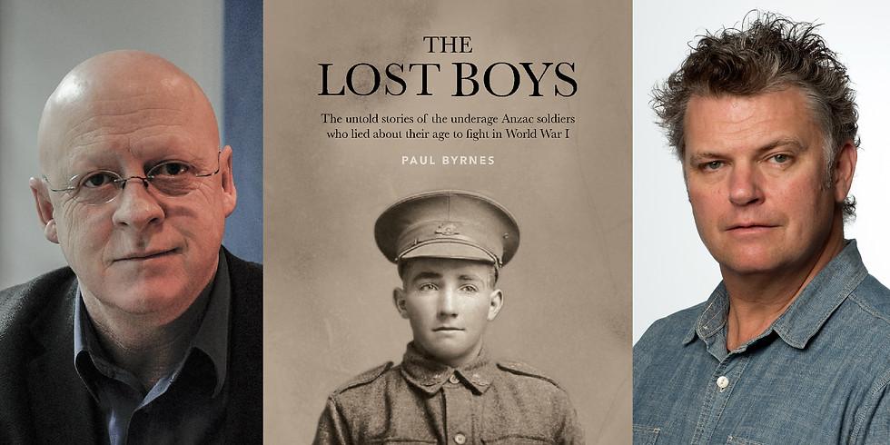 Paul Byrnes - The Lost Boys