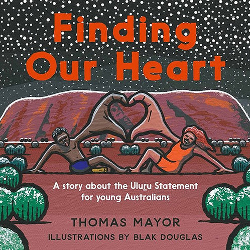 Finding Our Heart Thomas Mayor