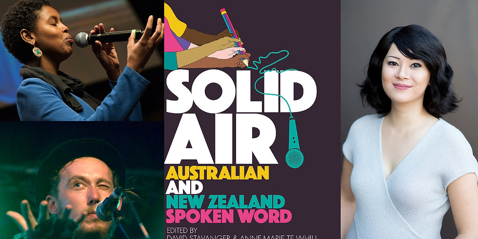 Solid Air - Australian and New Zealand Spoken Word