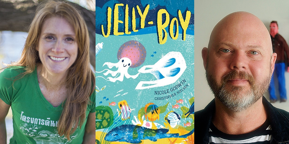 Nicole Godwin & Christopher Nielsen - Jelly-Boy
