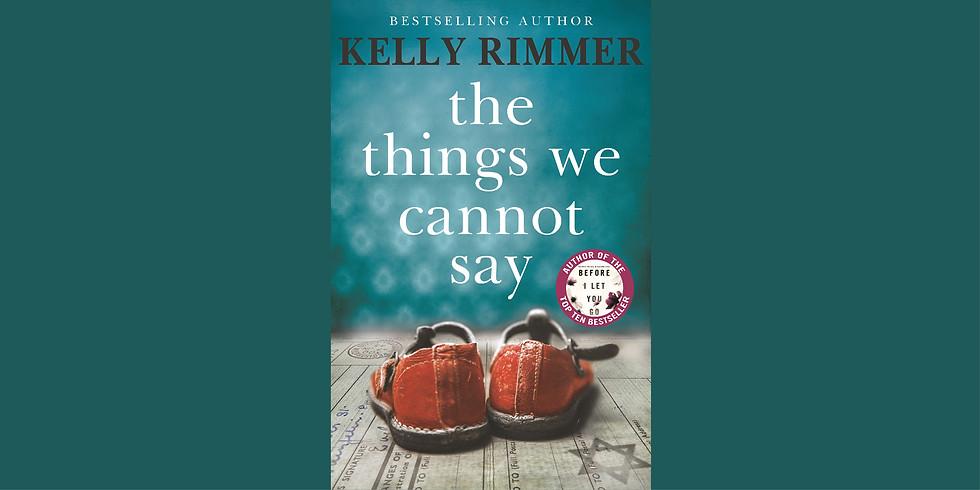 Kelly Rimmer High Tea
