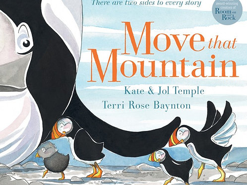 Move That Mountain by Kate and Jol Temple