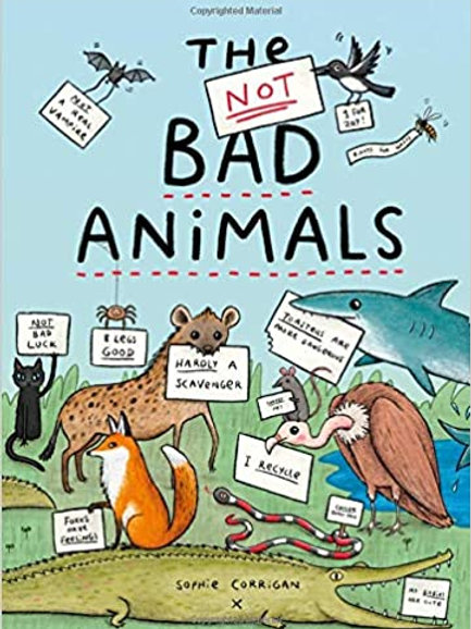 The Not Bad Animals by Sophie Corrigan