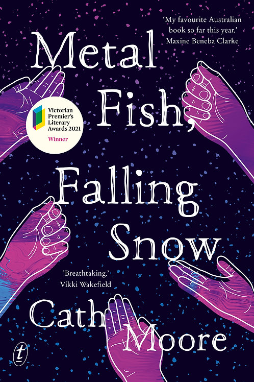 Metal Fish, Falling Snow Cath Moore