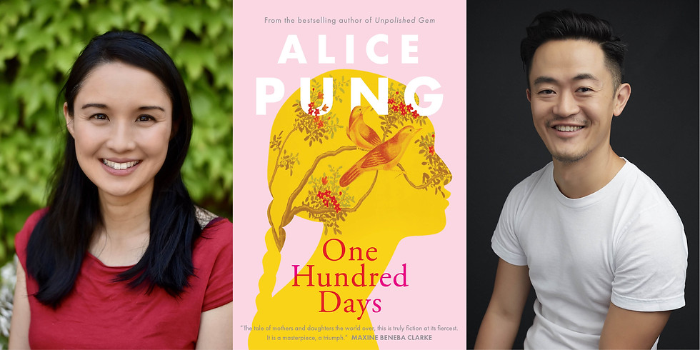 Alice Pung and Benjamin Law
