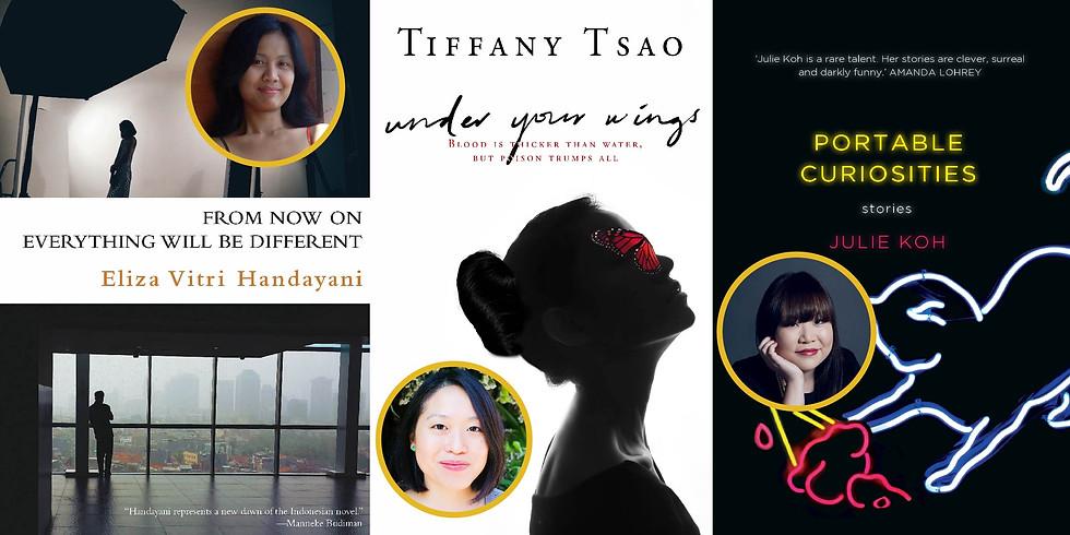 Unrepressed with Eliza Vitri Handayani, Tiffany Tsao & Julie Koh