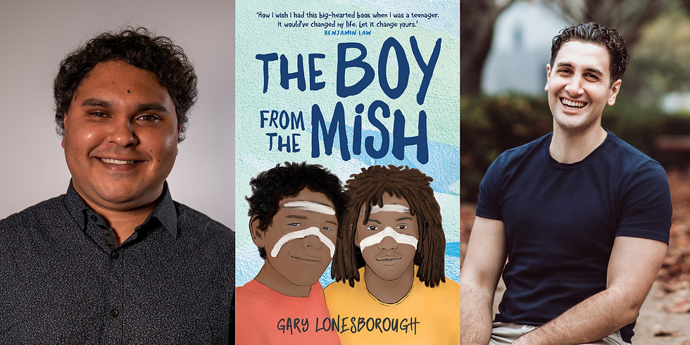 Gary Lonesborough - The Boy from the Mish