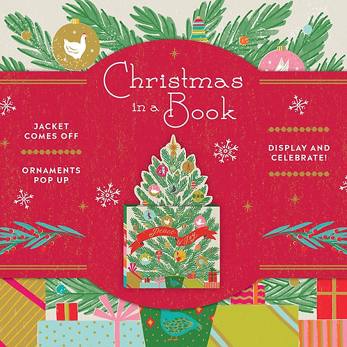 Christmas in a Book by Noterie