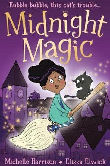 Midnight Magic #1 by Michelle Harrison