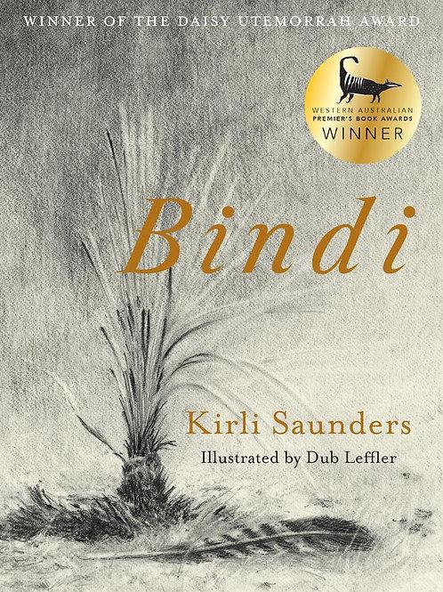 Bindi by Kirli Saunders and Dub Leffler (illus)