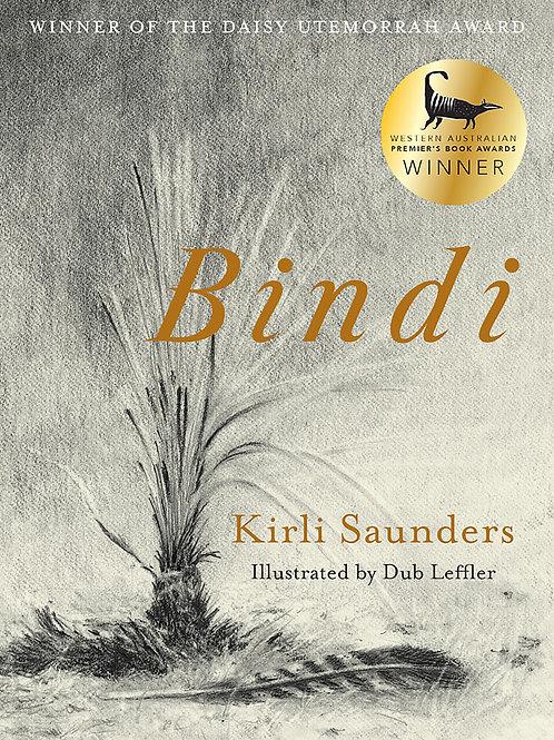Bindi Kirli Saunders and illustrated by Dub Leffler