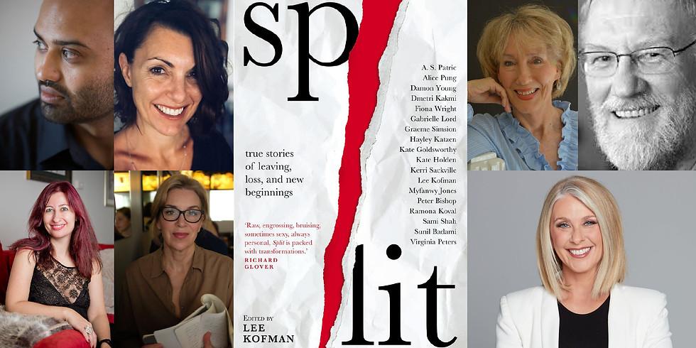 Split - Book Launch