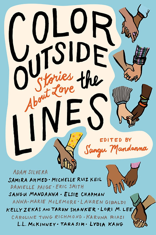 Color Outside the Lines: Stories About Love by various authors