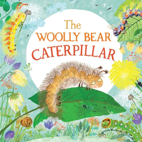 The Woolly Bear Caterpillar by Julia Donaldson & Yuval Zommer