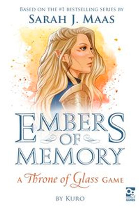 Embers of Memory: A Throne of Glass Game by Kuro
