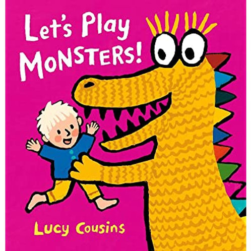 Let's Play Monsters by Lucy Cousins