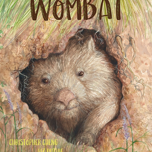 Wombat by Christopher Cheng and Liz Duthie
