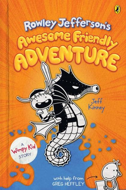 RowleyJefferson's Awesome Friendly Adventure by Jeff Kinney