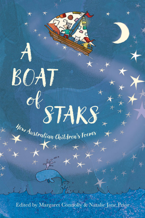 A Boat of Stars by Margaret Connolly & Natalie Jane Prior