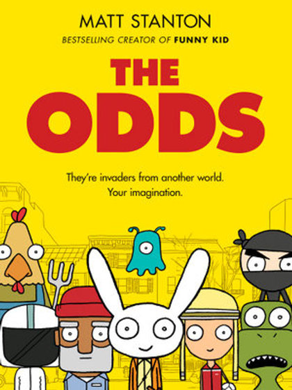 The Odds Book 1 by Matt Stanton