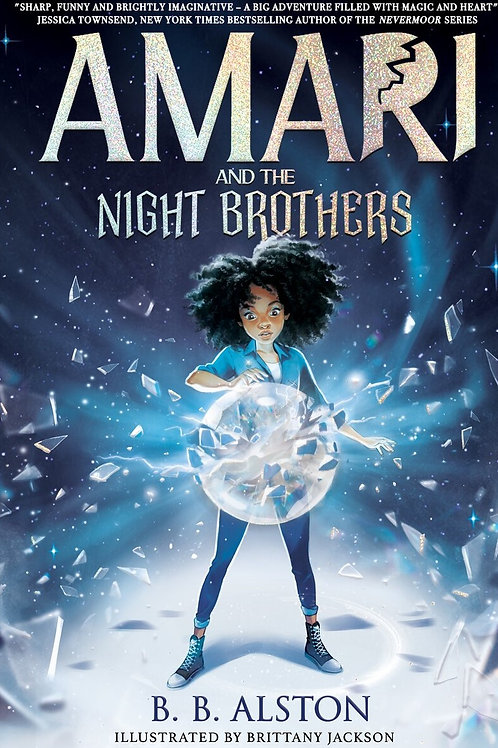 Amari and the Night Brothers by B. B. Alston