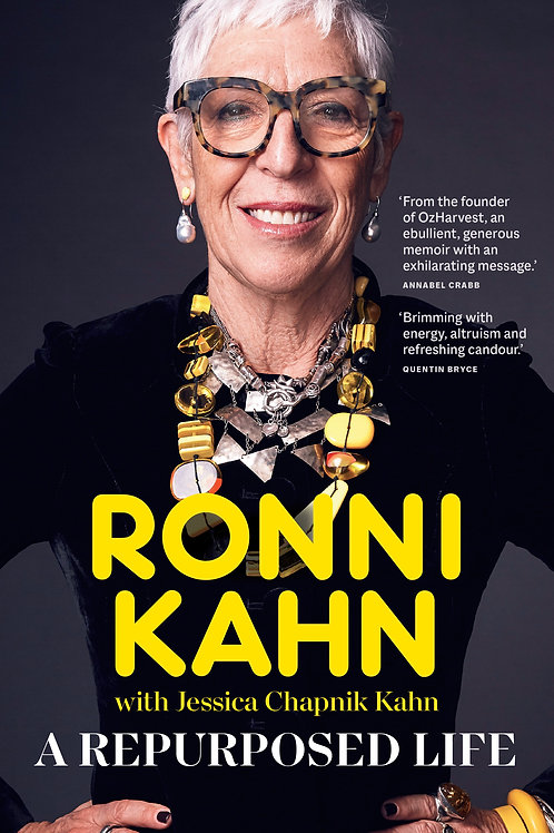 A Repurposed Life by Ronni Kahn