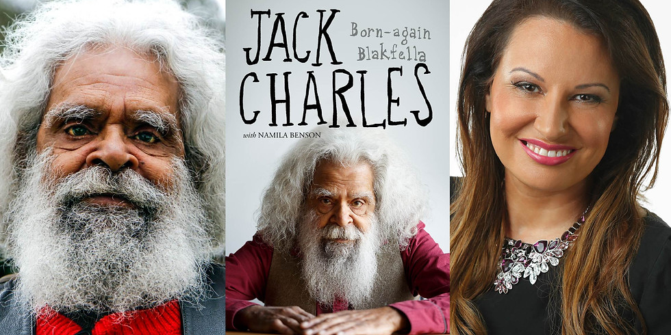 Jack Charles - Born-again Blakfella