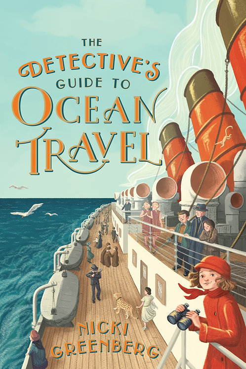 The Detective's Guide to Ocean Travel by Nicki Greenberg