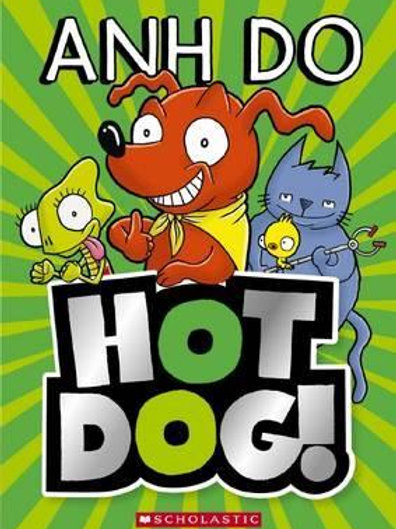 Hot Dog #1 by Anh Do