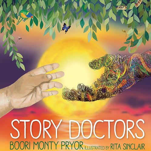 Story Doctors by Boori Monty Pryor & Rita Sinclair