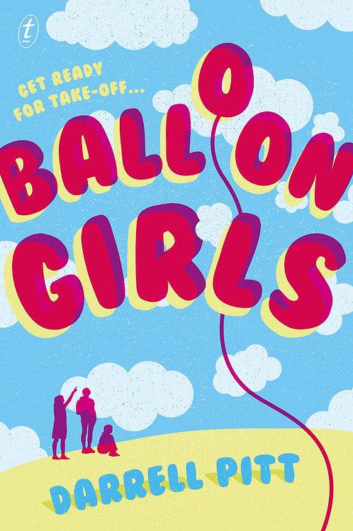 Balloon Girls Darrell Pitt