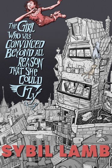 The Girl Who Was Convinced Beyond All Reason That She Could Fly by Sybil Lamb