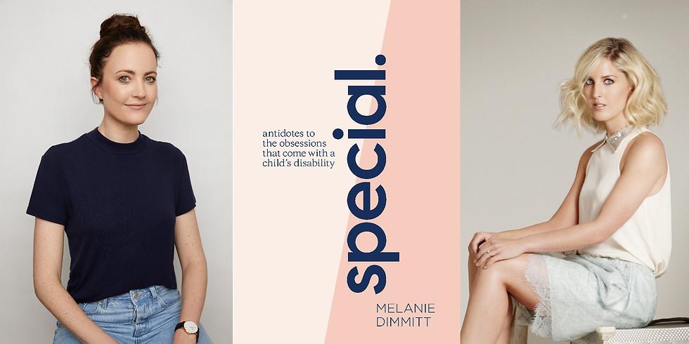 Melanie Dimmitt on Special