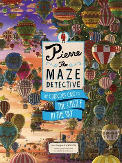 Pierre the Maze Detective by Hiro Kamigaki