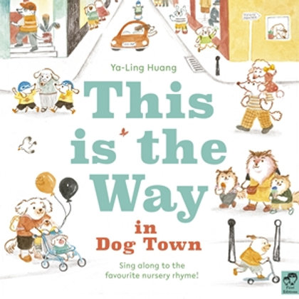 This is the Way in Dogtown by Jade Huang