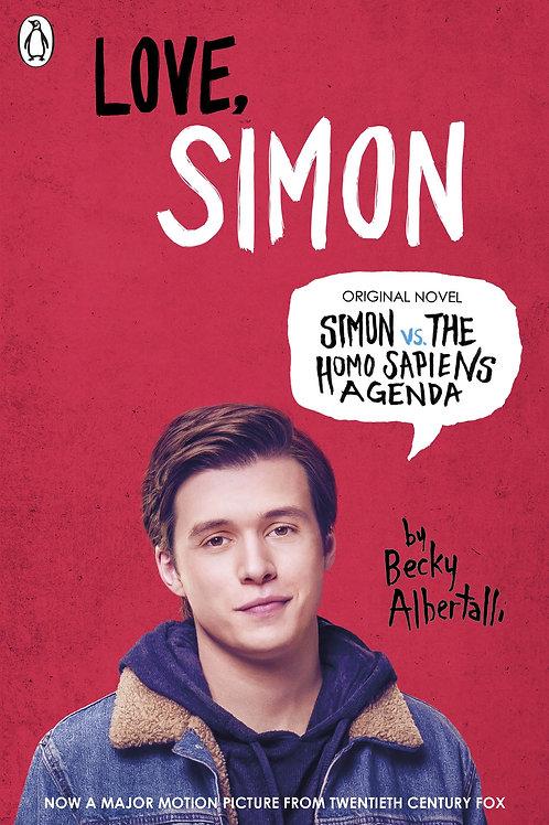 Love, Simon by Becky Albertalli
